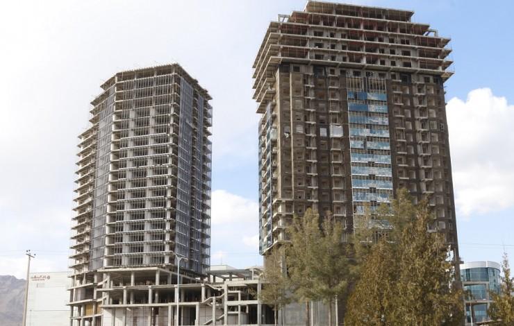 برج های اداری و مسکونی سیتی سنتر اصفهان(اجرای سیستم باسداکت)