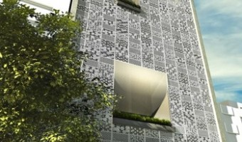ساختمان مرکزی بیمه کوثر(اجرای سیستم باسداکت)