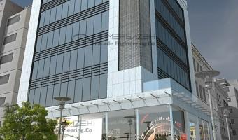 ساختمان اداری آپادانا(تولید جعبه های اطفاء حریق)