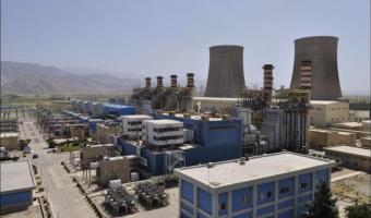 نیروگاه شازند(تولید سینی کابل)