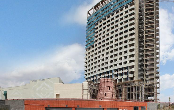 هتل پنج ستاره پرستیژلند ایران(اجرای سیستم باسداکت)