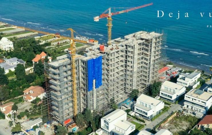 برج ساحلی دژاوو(اجرای سیستم باسداکت)