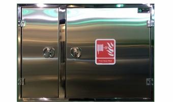 جعبه آتش نشانی مدل HRFE